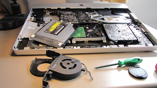 Cek Harddisk Laptop