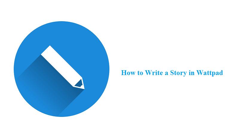 Cara menulis cerita di Wattpad lengkap