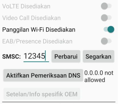 2 Cara Mengatasi Smsc Update Error Failed To Update