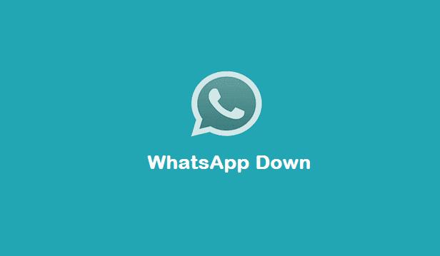 WhatsApp Gangguan