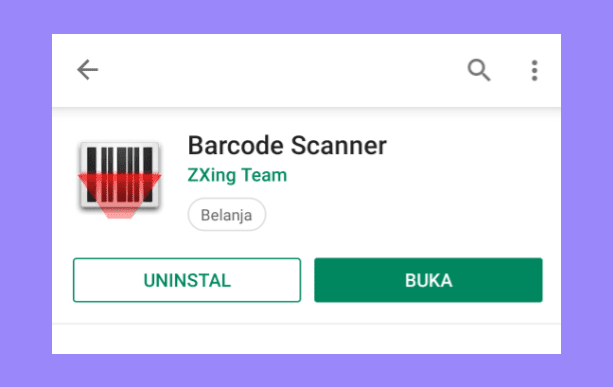 Barcode Scanner Maps Android
