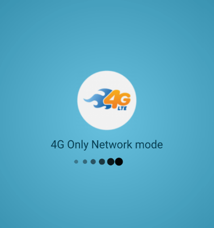 Aplikasi 4G Only Network Mode Android