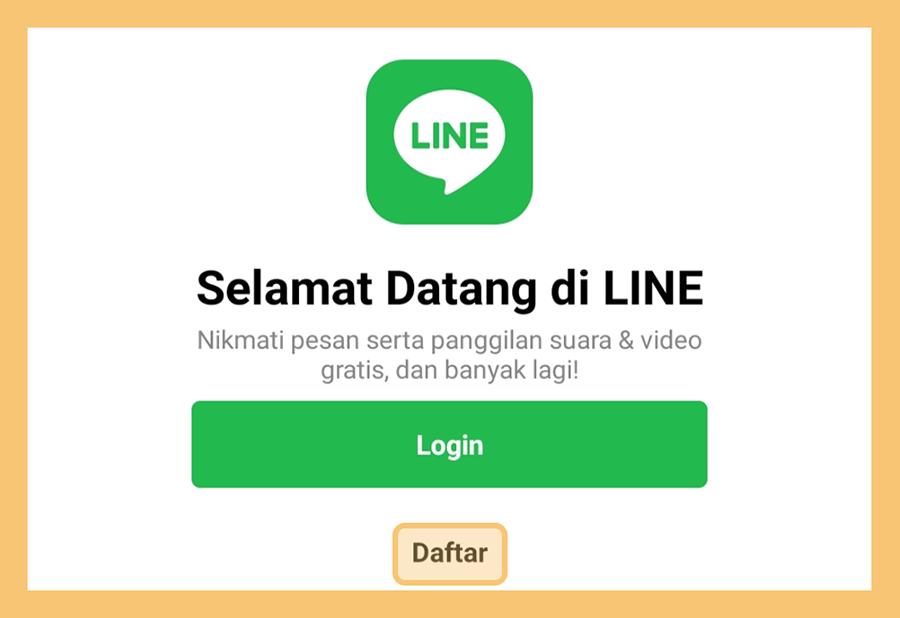 Daftar Line Dengan ID Lama