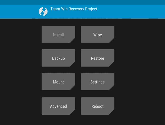 Recovery HP Xiaomi
