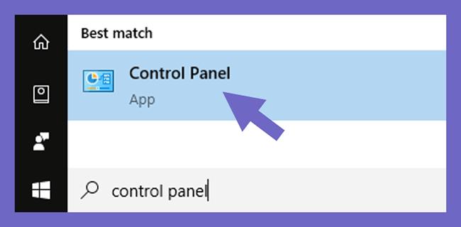 Control Panel Untuk Nonaktifkan Internet Explorer