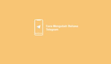 Cara Ubah Bahasa Telegram